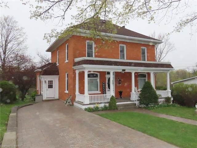 400 Minnie Street, Wingham, ON N0G 2W0 (MLS #40106353) :: Envelope Real Estate Brokerage Inc.