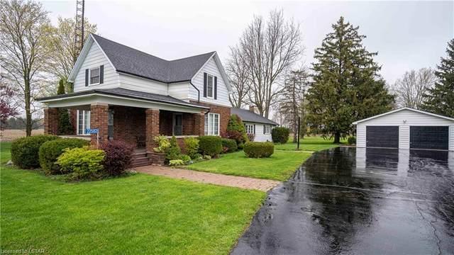 22582 Nairn Road, Middlesex Centre, ON N6H 5L2 (MLS #40106372) :: Envelope Real Estate Brokerage Inc.