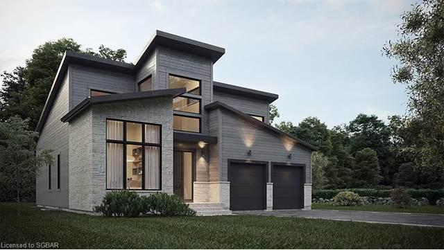 100 Tekiah Road, The Blue Mountains, ON N0H 1J0 (MLS #40106424) :: Envelope Real Estate Brokerage Inc.