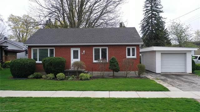 21 Hill Street, Exeter, ON N0M 1S1 (MLS #40106477) :: Envelope Real Estate Brokerage Inc.