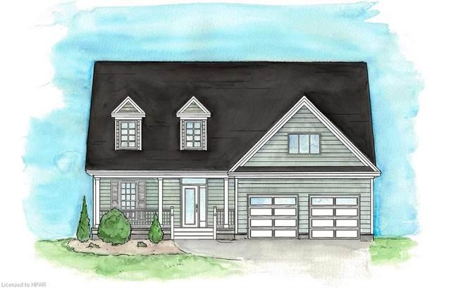 LOT 27 Warren Street, Goderich, ON N7A 4M6 (MLS #40106549) :: Envelope Real Estate Brokerage Inc.
