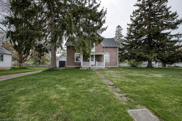 346 Wellington Street, Ingersoll, ON N5C 1T4 (MLS #40106623) :: Envelope Real Estate Brokerage Inc.