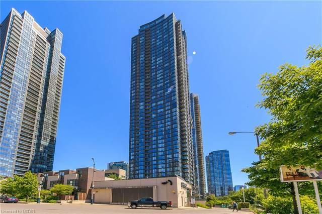11 Brunel Court #3111, Toronto, ON M5V 3Y3 (MLS #40106673) :: Envelope Real Estate Brokerage Inc.