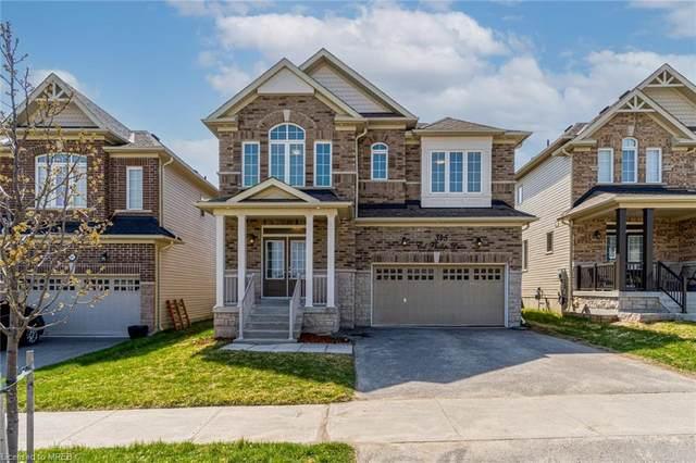 345 Col Phillips Drive, Shelburne, ON L9V 3W1 (MLS #40106946) :: Envelope Real Estate Brokerage Inc.