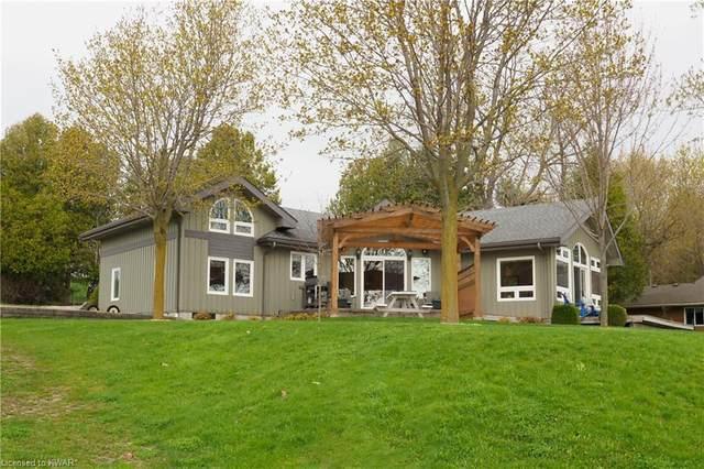 LOT 511 Five North Road, Conestogo Lake, ON N4W 3G8 (MLS #40106961) :: Envelope Real Estate Brokerage Inc.