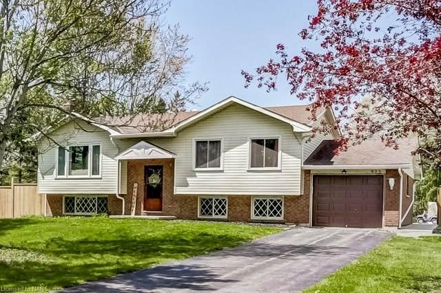925 Centralia Avenue N, Ridgeway, ON L0S 1N0 (MLS #40106967) :: Envelope Real Estate Brokerage Inc.
