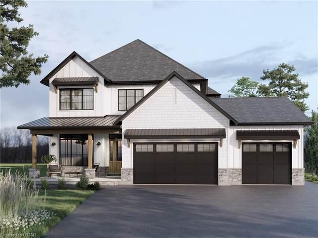 LOT 8 Martin Road, Delaware, ON N0L 1E0 (MLS #40107064) :: Envelope Real Estate Brokerage Inc.