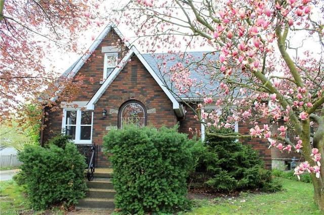 135 Mill Street, Kitchener, ON N2M 3P7 (MLS #40107091) :: Forest Hill Real Estate Collingwood