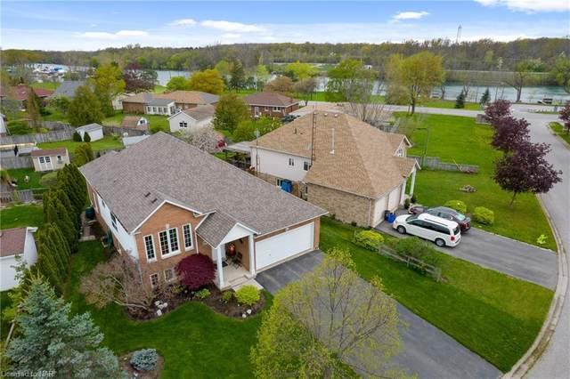 8805 Nassau Avenue, Niagara Falls, ON L2G 7W4 (MLS #40107114) :: Envelope Real Estate Brokerage Inc.