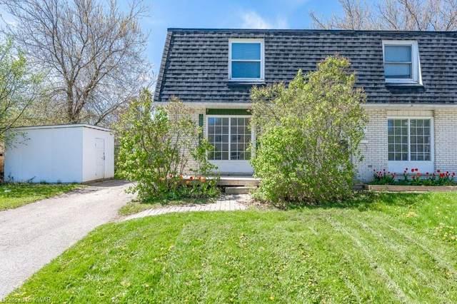 25 Helene Crescent A, Waterloo, ON N2L 5E6 (MLS #40107184) :: Envelope Real Estate Brokerage Inc.