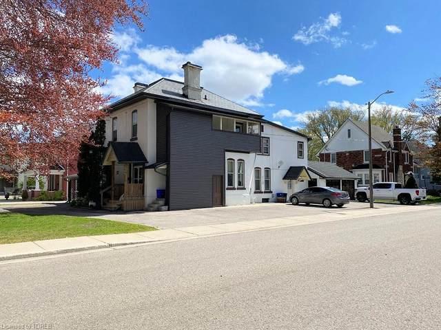 275 Broadway Street, Tillsonburg, ON N4G 3R6 (MLS #40107243) :: Envelope Real Estate Brokerage Inc.