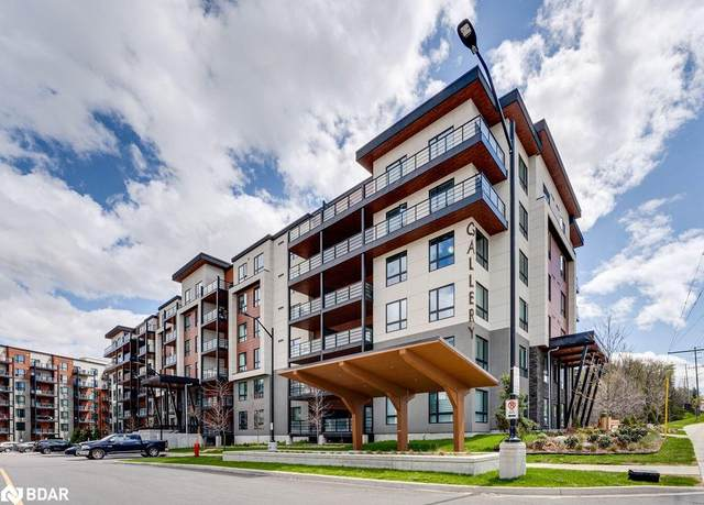 306 Essa Road #101, Barrie, ON L9J 0H5 (MLS #40107262) :: Forest Hill Real Estate Inc Brokerage Barrie Innisfil Orillia