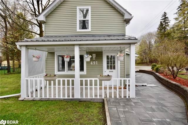 491 Queen Street, Midland, ON L4R 3J3 (MLS #40107283) :: Envelope Real Estate Brokerage Inc.