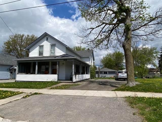 310 Jarvis Street, Fort Erie, ON L2A 2S8 (MLS #40107421) :: Envelope Real Estate Brokerage Inc.