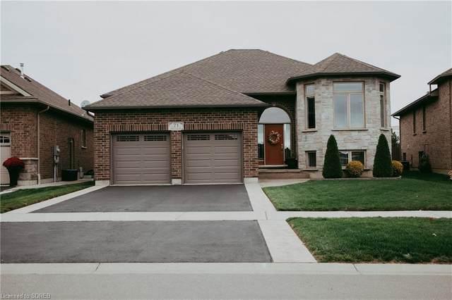 71 Driftwood Drive, Simcoe, ON N3Y 0B4 (MLS #40107552) :: Envelope Real Estate Brokerage Inc.