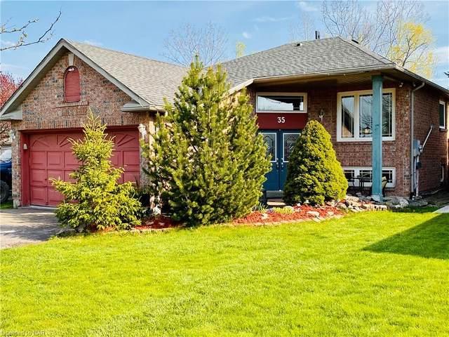 35 Madison Court E, Welland, ON L3C 7G3 (MLS #40107633) :: Envelope Real Estate Brokerage Inc.