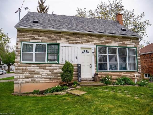33 Locust Street, Welland, ON L3C 4J1 (MLS #40107753) :: Envelope Real Estate Brokerage Inc.