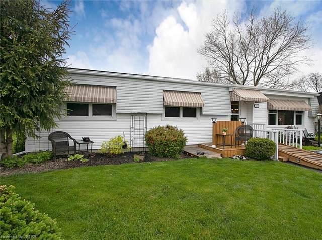 317 Wyldwood Lane, Grand Bend, ON N0M 1T0 (MLS #40107825) :: Envelope Real Estate Brokerage Inc.