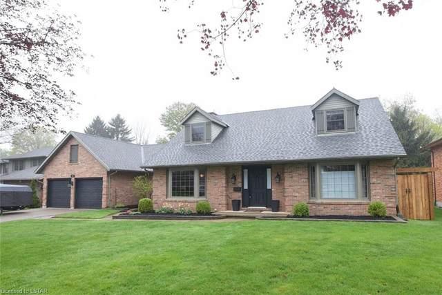 31 Devon Court, Tillsonburg, ON N4G 4K3 (MLS #40107886) :: Envelope Real Estate Brokerage Inc.