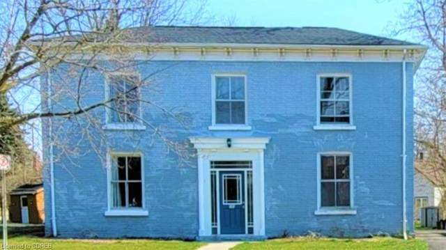 181 Dean Street, Simcoe, ON N3Y 4H7 (MLS #40107902) :: Envelope Real Estate Brokerage Inc.