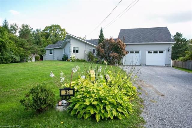 33 Totten Drive, Fenelon Falls, ON K0M 1N0 (MLS #40107932) :: Envelope Real Estate Brokerage Inc.