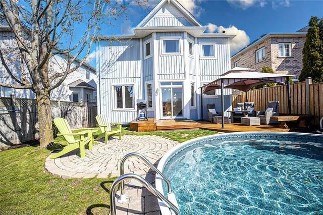 5 Kinross Avenue, Whitby, ON L1M 2C8 (MLS #40107991) :: Envelope Real Estate Brokerage Inc.