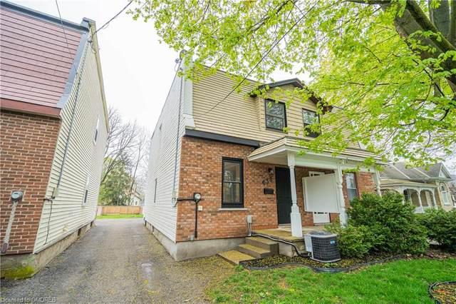 458 Margaret Street, Cambridge, ON N3H 3X7 (MLS #40108056) :: Envelope Real Estate Brokerage Inc.