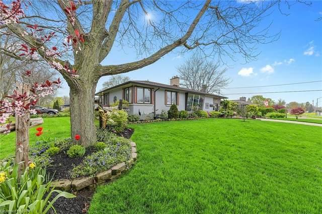 3769 Mackenzie Drive, Niagara Falls, ON L2G 6N7 (MLS #40108137) :: Envelope Real Estate Brokerage Inc.