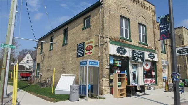 38 Elora Street N, Clifford, ON N0G 1M0 (MLS #40108174) :: Forest Hill Real Estate Collingwood