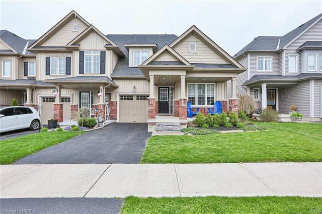 102 Bisset Avenue, Brantford, ON N3T 0H4 (MLS #40108215) :: Envelope Real Estate Brokerage Inc.