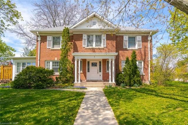 1 Wychwood Road, St. Catharines, ON L2R 3R8 (MLS #40108242) :: Envelope Real Estate Brokerage Inc.