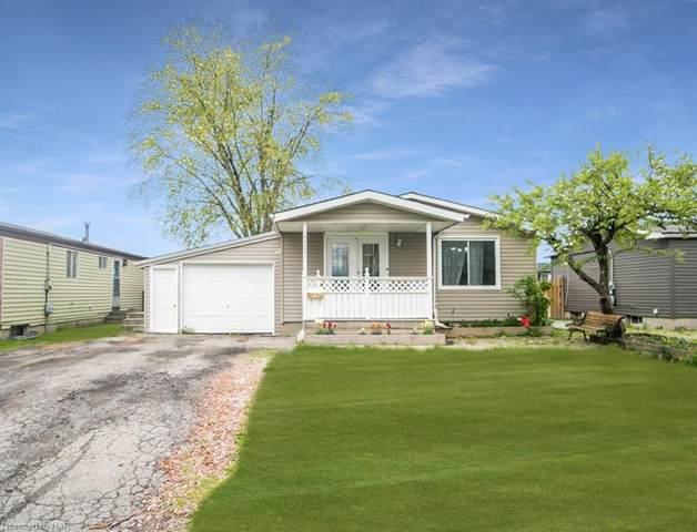 7371 Dorchester Road, Niagara Falls, ON L2G 5V8 (MLS #40108258) :: Envelope Real Estate Brokerage Inc.