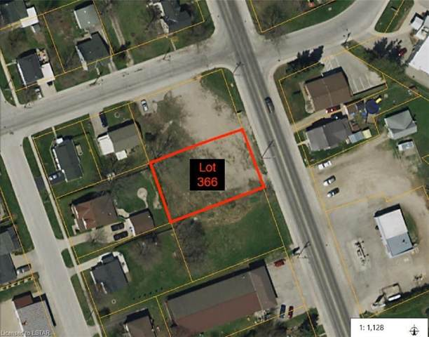 LOT 366 Victoria Street, Clinton, ON N0M 1L0 (MLS #40108328) :: Envelope Real Estate Brokerage Inc.