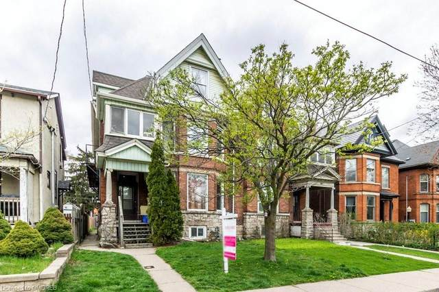 78 West Avenue S, Hamilton, ON L8N 2S3 (MLS #40108330) :: Forest Hill Real Estate Collingwood