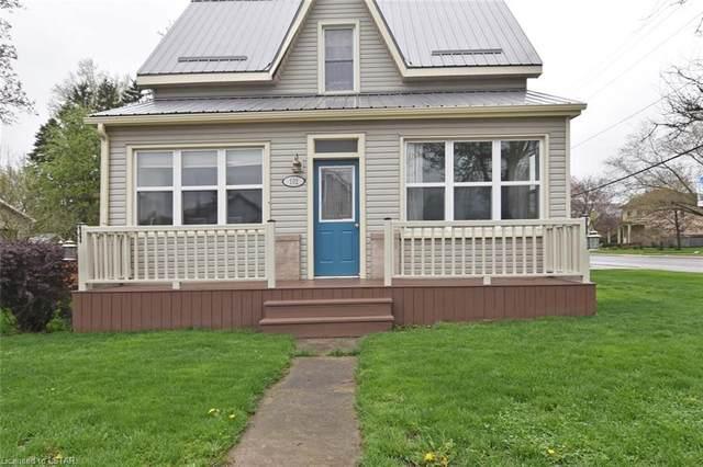 102 Middleton Street, Thamesford, ON N0M 2M0 (MLS #40108358) :: Envelope Real Estate Brokerage Inc.