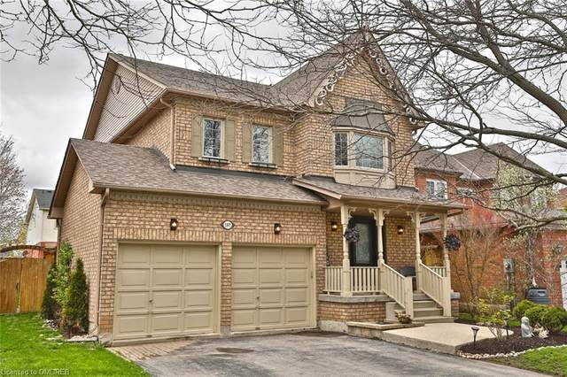 197 Fellowes Crescent, Waterdown, ON L0R 2H3 (MLS #40108359) :: Envelope Real Estate Brokerage Inc.