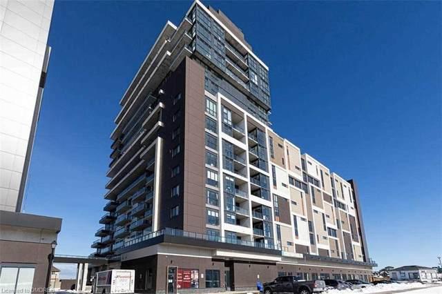 550 North Service Drive #512, Grimsby, ON L3M 0H9 (MLS #40108362) :: Envelope Real Estate Brokerage Inc.