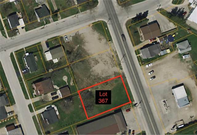 LOT 367 Victoria Street, Clinton, ON N0M 1L0 (MLS #40108415) :: Envelope Real Estate Brokerage Inc.