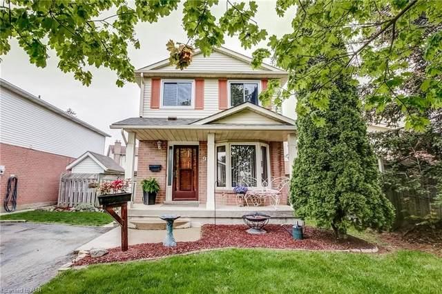 9 Buchanan Crescent, Thorold, ON L2V 4S2 (MLS #40108447) :: Envelope Real Estate Brokerage Inc.