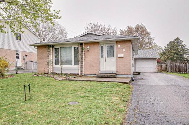 850 Pavey Street, Woodstock, ON N4S 2M4 (MLS #40108453) :: Envelope Real Estate Brokerage Inc.