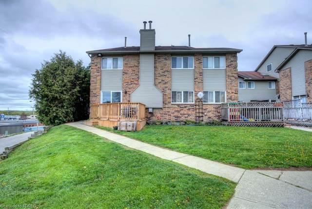 19 Wren Court #9, Tillsonburg, ON N4G 5K2 (MLS #40108485) :: Envelope Real Estate Brokerage Inc.