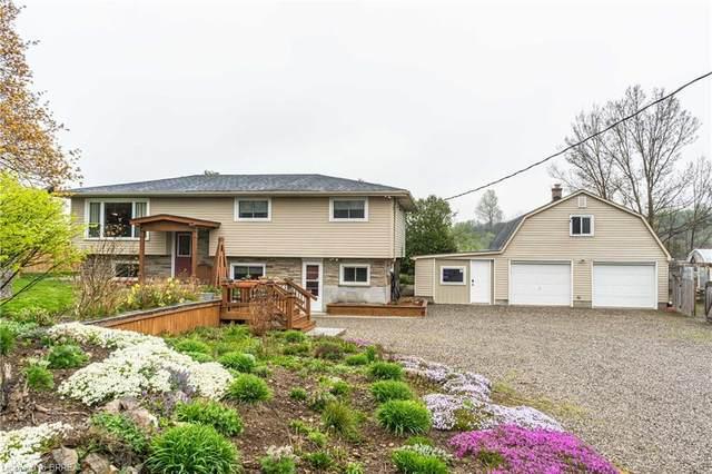76 Cockshutt Road, Brantford, ON N3T 5L6 (MLS #40108610) :: Envelope Real Estate Brokerage Inc.