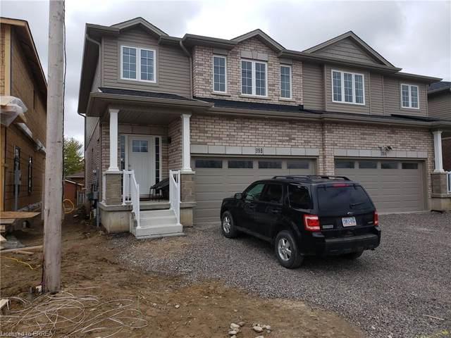 519 B Grey Street, Brantford, ON N3S 0C3 (MLS #40108634) :: Envelope Real Estate Brokerage Inc.