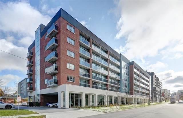 308 Lester Street Street #521, Waterloo, ON N2L 3W7 (MLS #40108650) :: Envelope Real Estate Brokerage Inc.