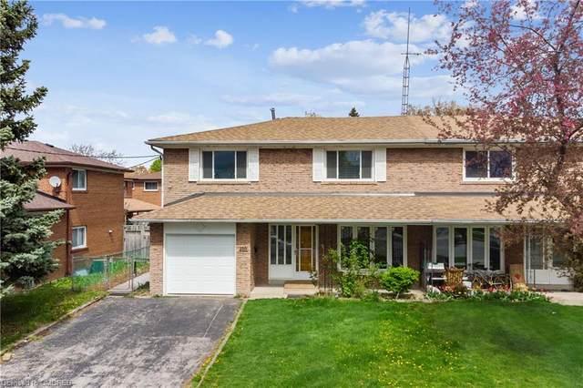 110 Fontainbleau Drive, Toronto, ON M2M 1N9 (MLS #40108814) :: Envelope Real Estate Brokerage Inc.