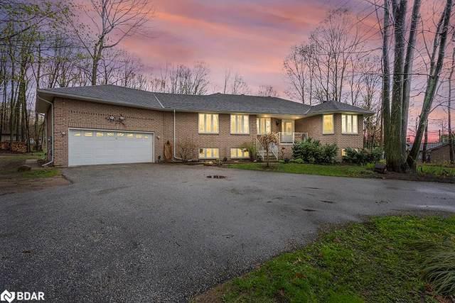 297 Puddicombe Road, Midland, ON L4R 5G6 (MLS #40108854) :: Envelope Real Estate Brokerage Inc.