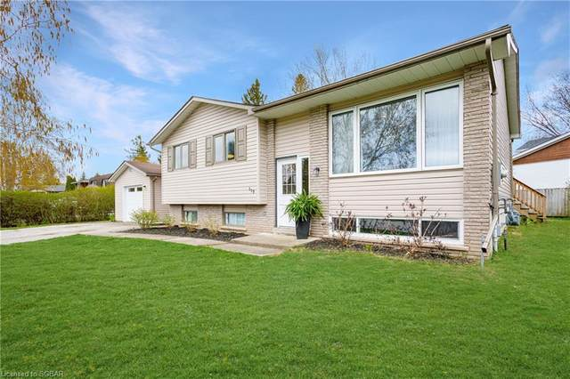 119 Applevale Court, Thornbury, ON N0H 2P0 (MLS #40108894) :: Forest Hill Real Estate Collingwood