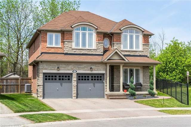 255 Thomas Avenue, Brantford, ON N3T 5M1 (MLS #40108902) :: Forest Hill Real Estate Collingwood