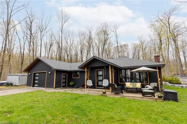 292 Lakewood Drive, Midland, ON L4R 5H5 (MLS #40108922) :: Envelope Real Estate Brokerage Inc.