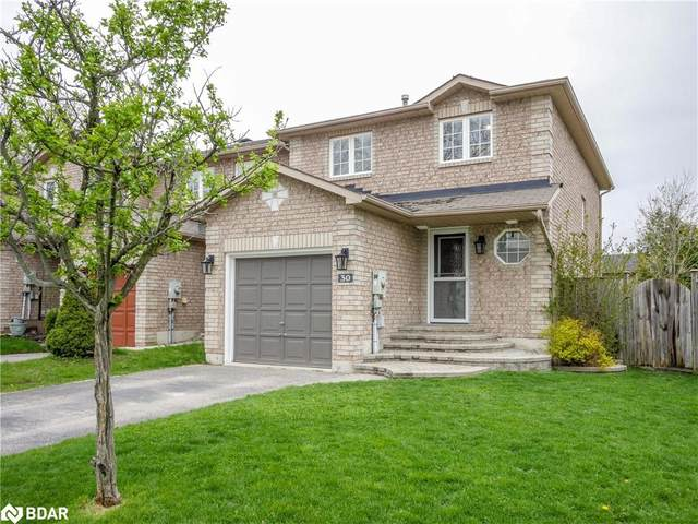 38 Kenwell Crescent, Barrie, ON L4N 0Z6 (MLS #40108976) :: Forest Hill Real Estate Collingwood